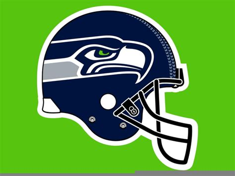 seattle seahawks clipart  images  clkercom