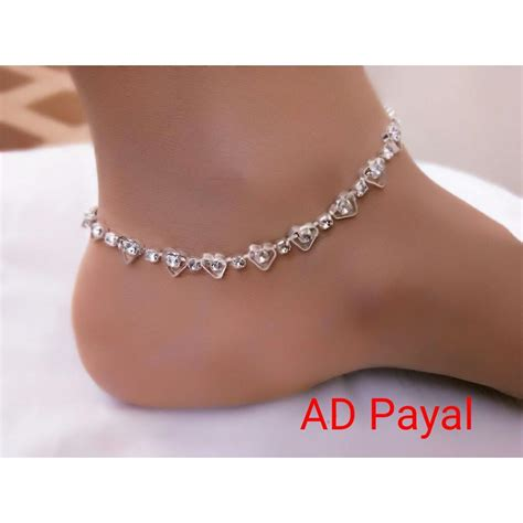 American Diamond Silver Anklets  American Diamond Anklets. Kid Name Necklace. Husband And Wife Rings. Small Diamond Wedding Band. White Gold Bangle Bracelet Set. Anklet Shopping. Chocolate Diamond Wedding Rings. Platinum Wedding Band Cost. Open Circle Earrings