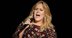 Watch Adele39s Steely Emotional 39Hello39 At 2017 Grammys