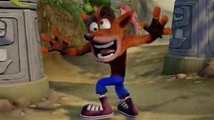 Crash Bandicoot N Sane Trilogy Official Gameplay Hang