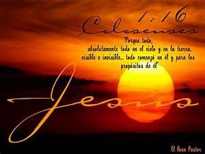 YO SOY EL BUEN PASTOR Colosenses 116