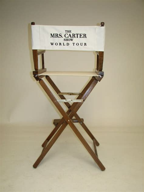personalized directors chair personalized director s chairs embroidered