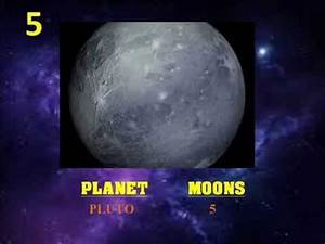TOP 10 DWARF PLANETS WITH THE MOST MOONS - YouTube