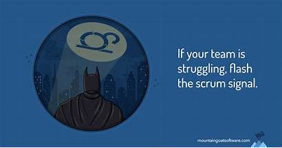 Scrum Master Batman Reasons Five Would Why