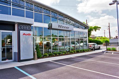 Audi Dealership by Winner Audi Dealership Of Wilmington De Gardner Fox