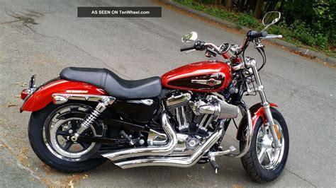 2013 Harley Davidson Sportster by 2013 Harley Davidson 1200 Sportster Custom