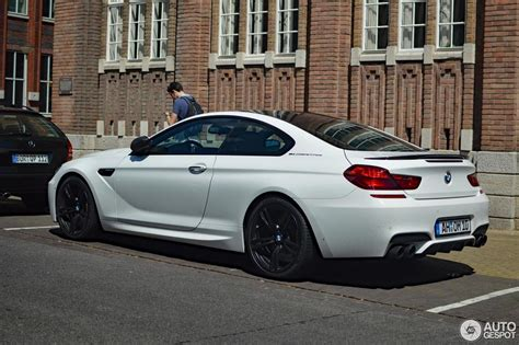 Bmw M6 F13 Competition Edition 2018 25 Mai 2017 Autogespot