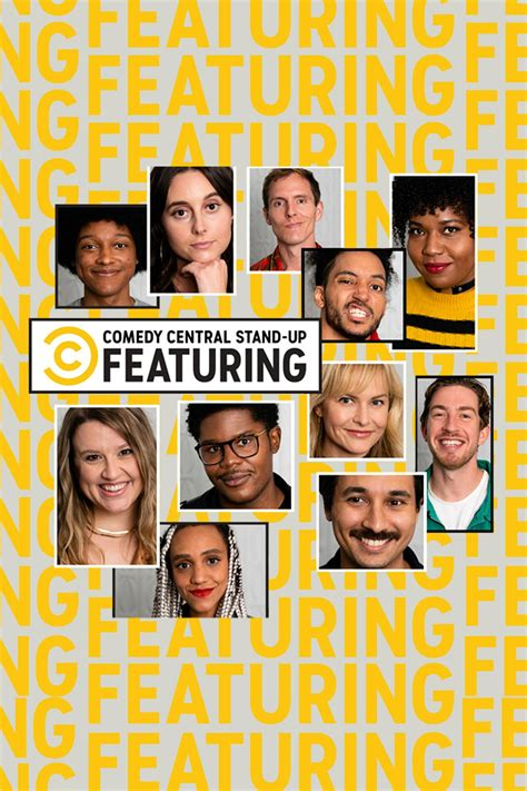 Comedy Central Stand-Up Featuring - Season 7 - TV Series ...