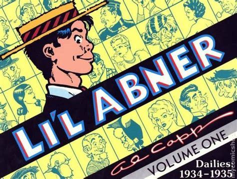 Li'l Abner Dailies Tpb (1988-1998 Kitchen Sink) Comic Books