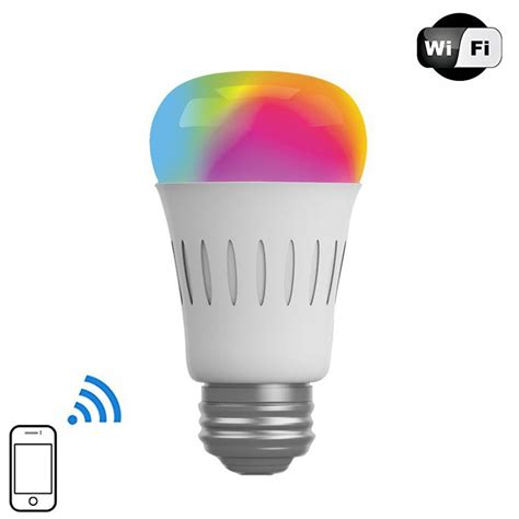 af820 e27 wireless led bulb l 100 240v wifi rgbw led