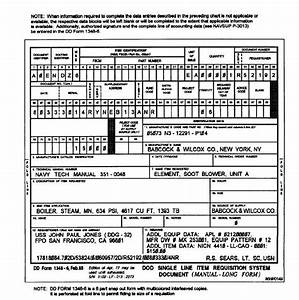 Da Form 1970 Manual Dispatch