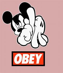 Obey Mickey Mouse | Auto Design Tech