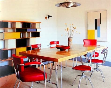 The Colours Of Mid Century Modern. Part 1