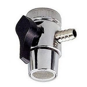 robinet pour osmoseur cuisine raccord by pass pour osmoseur sur robinet col de cygne