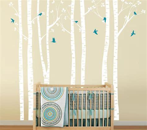 wandsticker vogel jugendzimmer junge babyzimmer