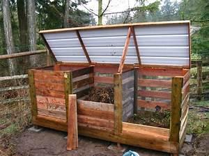 Schnellkomposter Selber Bauen : komposter selber bauen anleitung in einfachen schritten ~ Michelbontemps.com Haus und Dekorationen