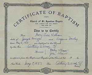 baptismal catholic certificate new calendar template site With roman catholic baptism certificate template