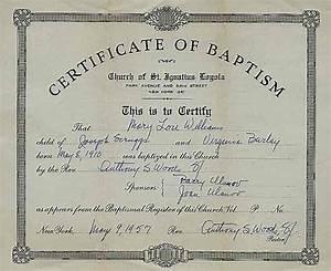 baptismal catholic certificate new calendar template site With roman catholic baptism certificate template