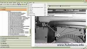 John Deere Service Advisor   Workshop Service Manual