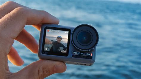 dji osmo action cam hits  time       labor day weekend