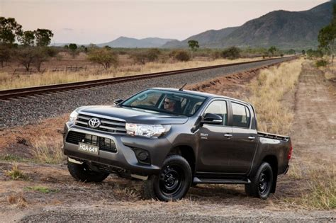 2016 toyota hilux sale in australia priced from 20 990 performancedrive