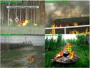 Computer Vision Based Fire Detection Software