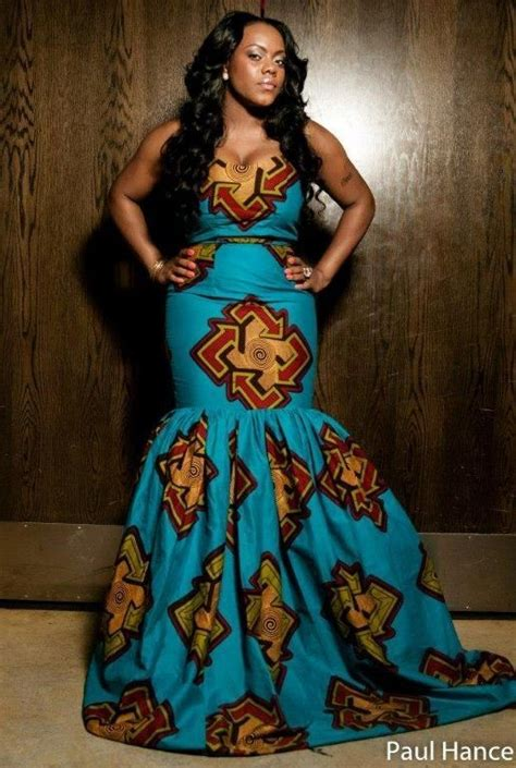 Ankara Inspired Wedding Dresses for Your Nigerian Wedding - Kamdora Blog