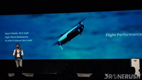 dji mavic air announced  dji drone specs price