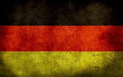 Gold Yellow German Flag