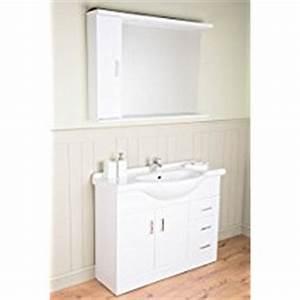 Waschtischunterschrank Mit Waschbecken Stehend : suchergebnis auf f r badm bel stehend ~ Frokenaadalensverden.com Haus und Dekorationen