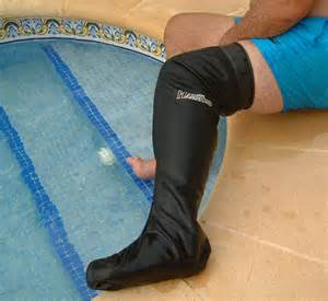 Leg Cast Waterproof Cover