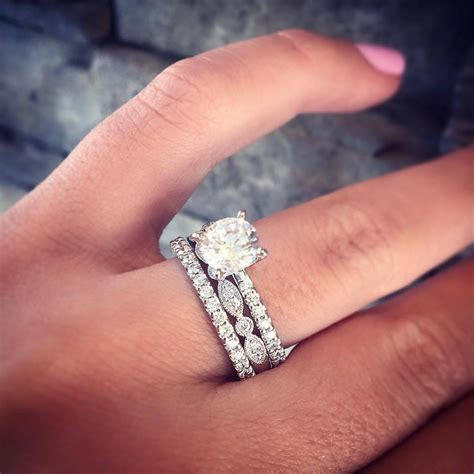 wedding ring and engagement ring pictures 15 best collection of solitaire engagement rings with