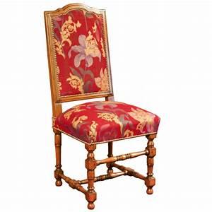 Chaise Louis Xiii : chaise style louis xiv ~ Melissatoandfro.com Idées de Décoration