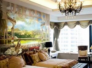 luxus tapeten 36 einmalige designs archzinenet With balkon teppich mit tapeten luxus