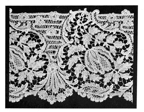 lace  origin  history  samuel  goldenberg