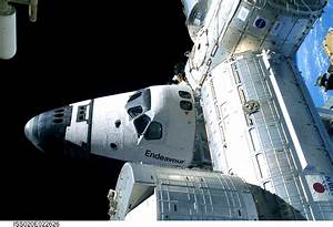 The Space Shuttle at ISS - Pics about space