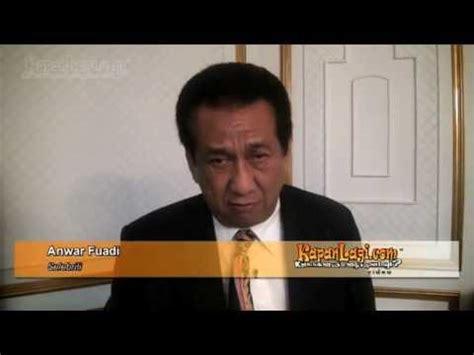 Anwar Fuadi Komentari Bahasa Intelek Vicky Prasetyo Youtube
