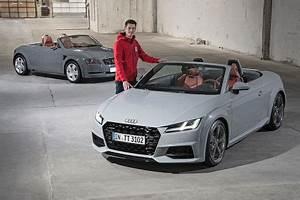 Audi Gebrauchtwagen Umweltprämie 2018 : audi tt tts facelift 2018 test cabrio roadster ~ Kayakingforconservation.com Haus und Dekorationen