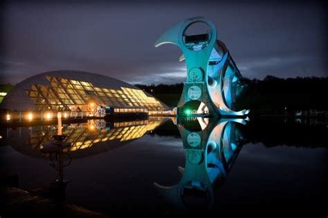 Biggest Boat Lift In The World by The Physics Behind Falkirk Wheel World S Biggest Boat