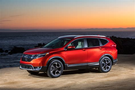 Honda Cr V Continues To Be The Best Selling Crossover In