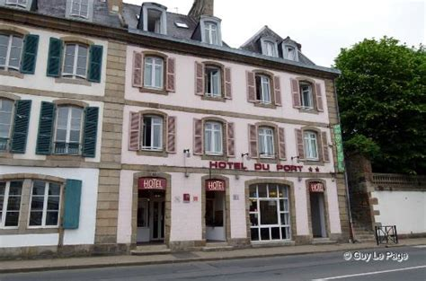 hotel du port updated 2017 reviews price comparison morlaix tripadvisor
