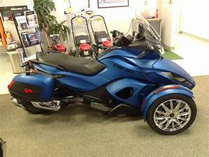 2015 Can Am Spyder Rt Limited For Sale