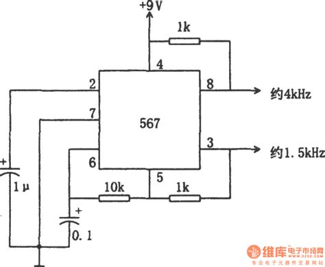 The Twice Frequency Oscillator Circuit