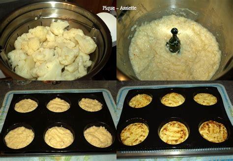 recette cuisine companion flans de chou fleur recettes au companion ou pas