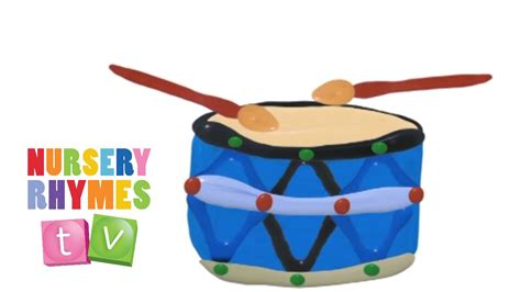 drums preschool learning for 260 | maxresdefault