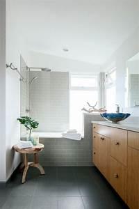 couleur peinture avec carrelage gris great couleurs salle With awesome couleur peinture pour couloir 17 tableau moderne grand format gris
