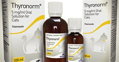 liquid therapy launched  feline hyperthyroidism vet times