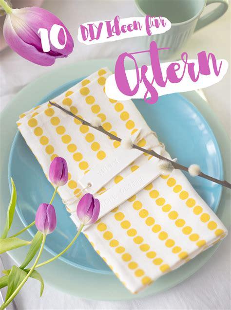süße geschenke selber machen 10 sch 246 ne diy ideen f 252 r ostern deko geschenke und rezepte osterideen