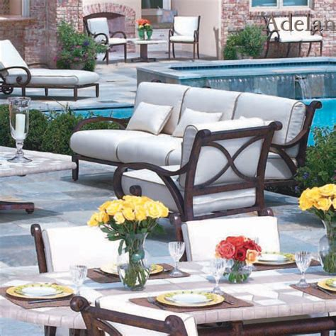 adelante seating patio furniture by cast classic