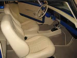 Classic Car Interiors Upholstery Custom